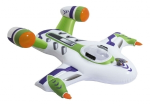 BESTWAY NAVE ESPACIAL INFLABLE C/PISTOLA AGUA BUZZ COD 41094