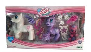 THE SWEET PONY X 3 LUMINOSO COD 1722