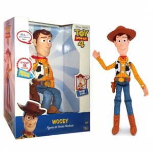 TOY STORY SHERIFF WOODY INTERACTIVO 15 FRASES COD 64113