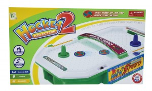 JUEGO TEJO A PILA AIR ACTION HOCKEY 2 COD N3059