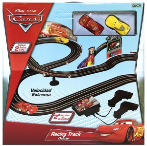 DISNEY CARS PISTA SUPER SPEED RACING DE LUJO COD 1511